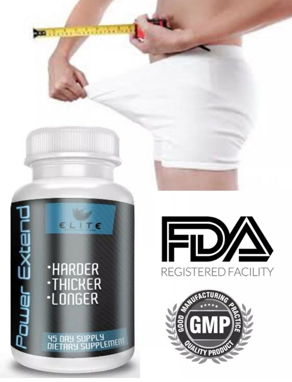 #1 Male Enhancer Best Enhancement Pills & Sexual Penis Performance Supplements 720043303882 - CertNutri