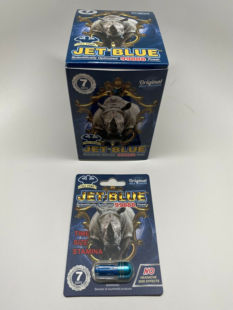 JET BLE 78000 NEW Male Enhancement High Performance High Power