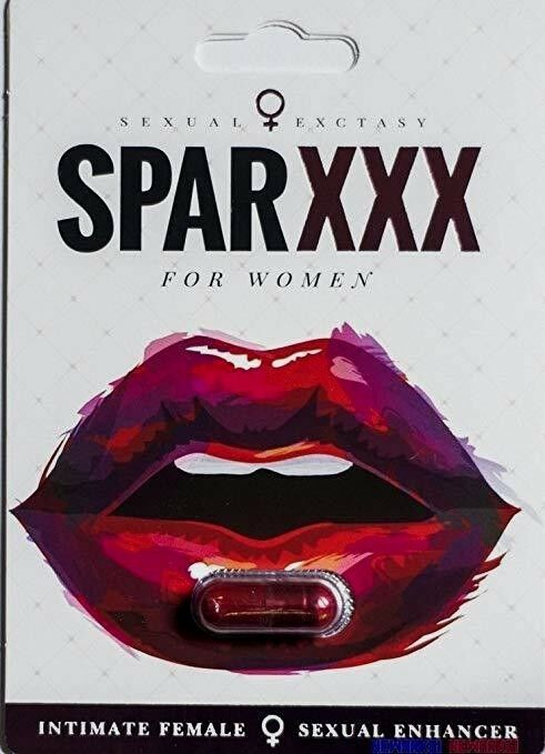 SPAR XXX Sexual Ecstasy For Women Intimate Female Enhancer Pill 617135861217 - CertNutri