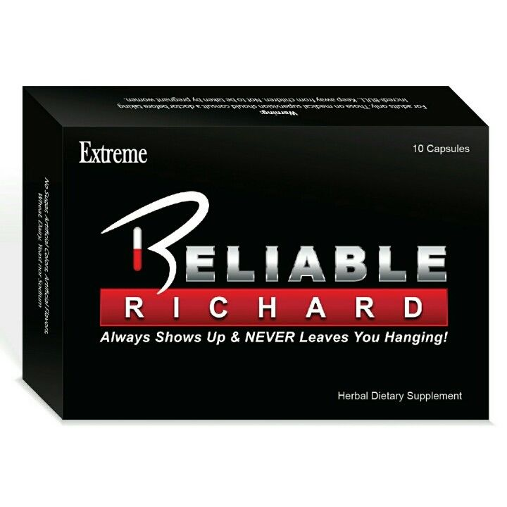 *Reliable Richard Extreme