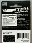HAMMER STROKE, STRONG BACK REPLACEMENT MALE SEX ENHANCEMENT PILLS (6 PACK) 760921595411