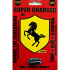 Super Charged V6 - Male Sexual Enhancement supplements Pills - 100% Authentic