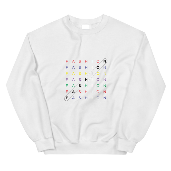 Crossword Sweatshirt