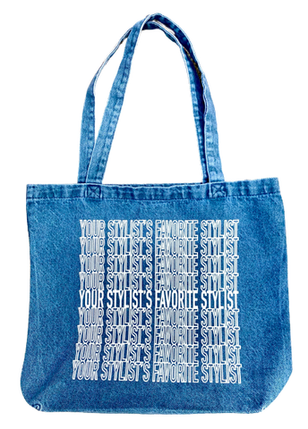 The Denim Tote