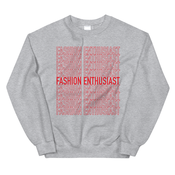 Thankful Enthusiast Sweatshirt