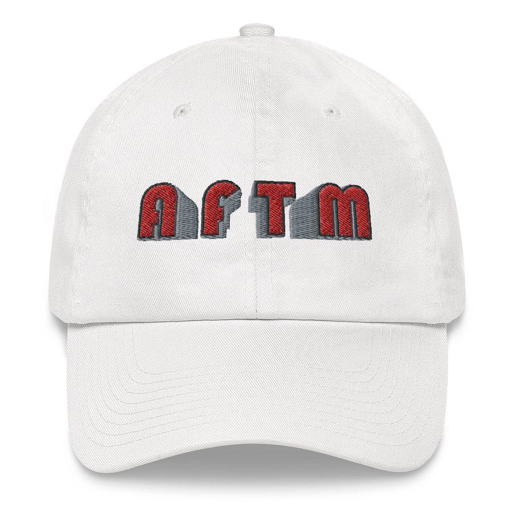 AFTM Hat (Red Design)