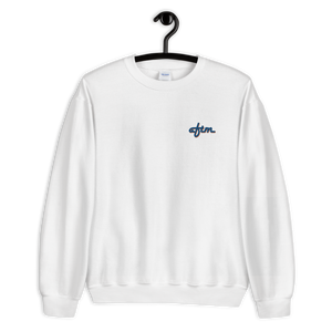 Unisex Sweatshirt w/ Embroidered Design