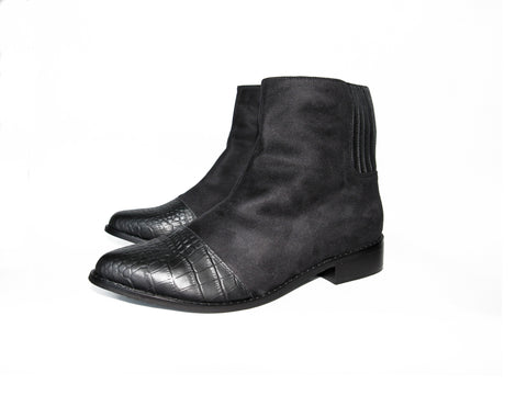 NEYO ANKLE BOOTS [SALE]