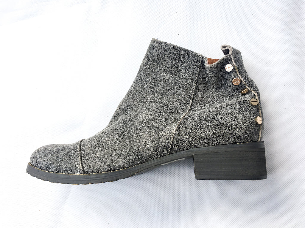OAK ANKLE BOOTS [SALE]