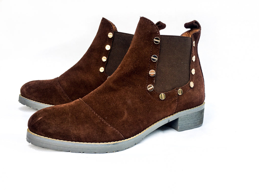 MILES ANKLE BOOTS [SALE]
