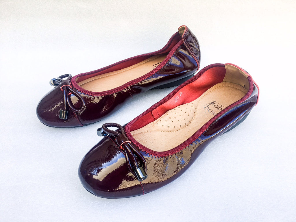 BUTTERSOFT PAPPILON BALLET FLATS