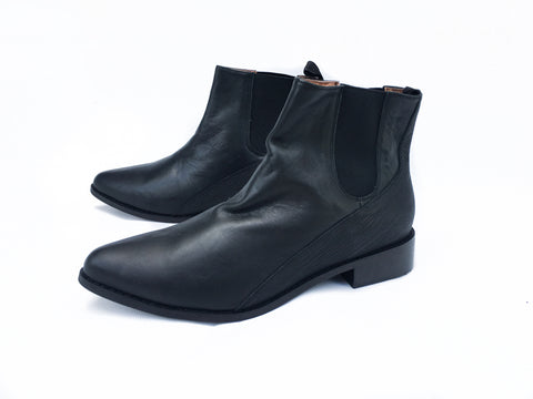 LIAM ANKLE BOOTS