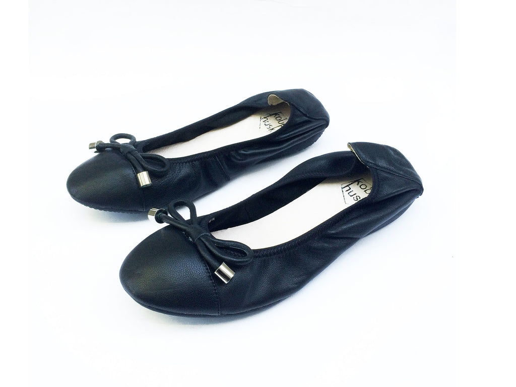 BUTTERSOFT ROLLIE BALLET FLATS