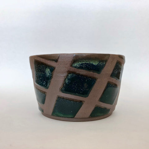 Geometric Planter 1 - Oona ceramics