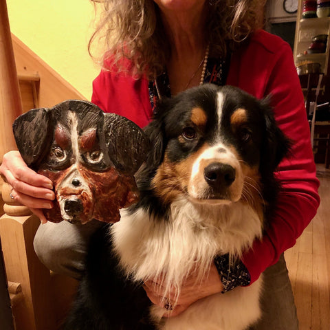 Pet Mask - Oona ceramics