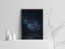 Load image into Gallery viewer, Stellar Logo Poster Canvas