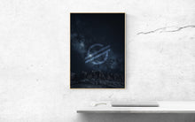 Load image into Gallery viewer, Stellar Logo Poster Fine Art Print
