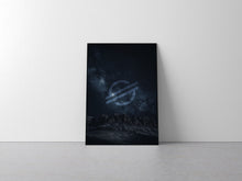 Load image into Gallery viewer, Stellar Logo Poster Hahnemühle German Etching Print