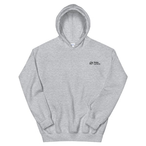 Embroidered Hooded Sweatshirt - Stellar