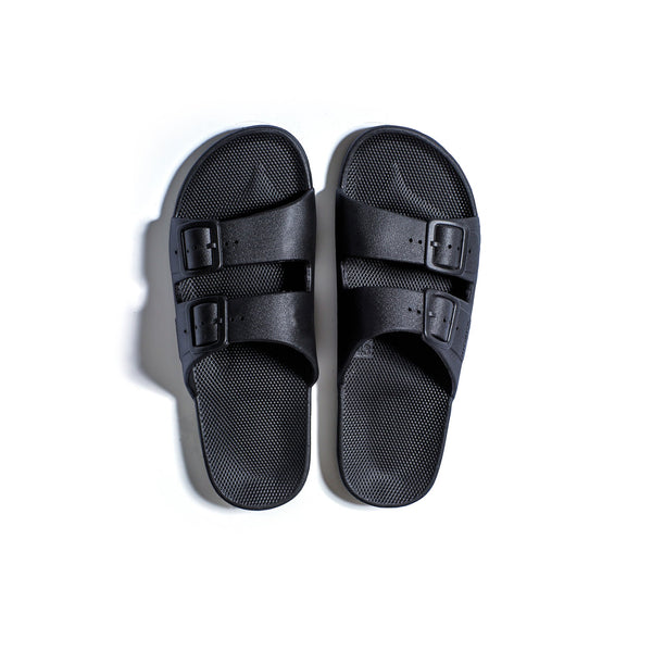 Freedom Moses Slide - Black
