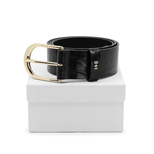 The Nika Belt - Light Gold