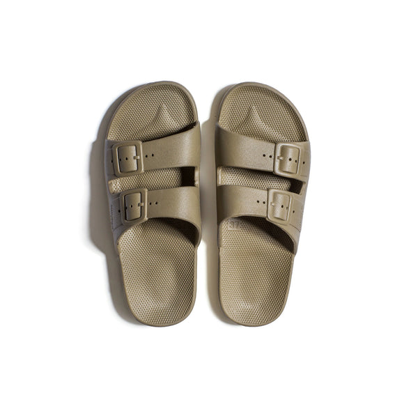 Freedom Moses Slide - Khaki