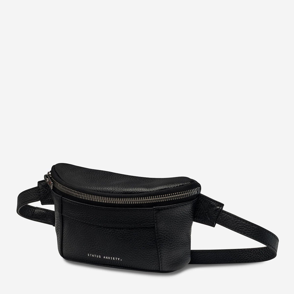 Best Lies Bum Bag - Black Bubble