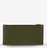 In The Beginning Wallet - Khaki