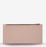 In The Beginning Wallet - Dusty Pink