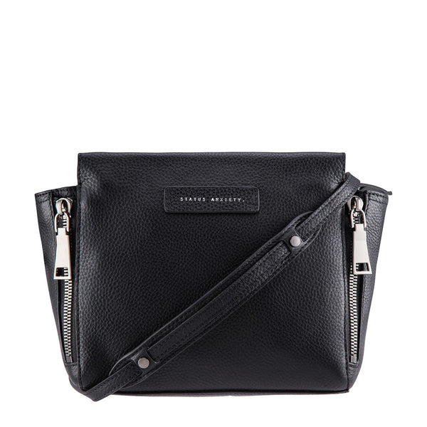The Ascendants Bag - Black Pebble