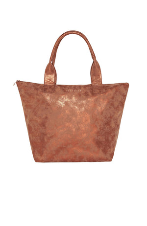Seafolly Carried Away Vegan Leather Tote