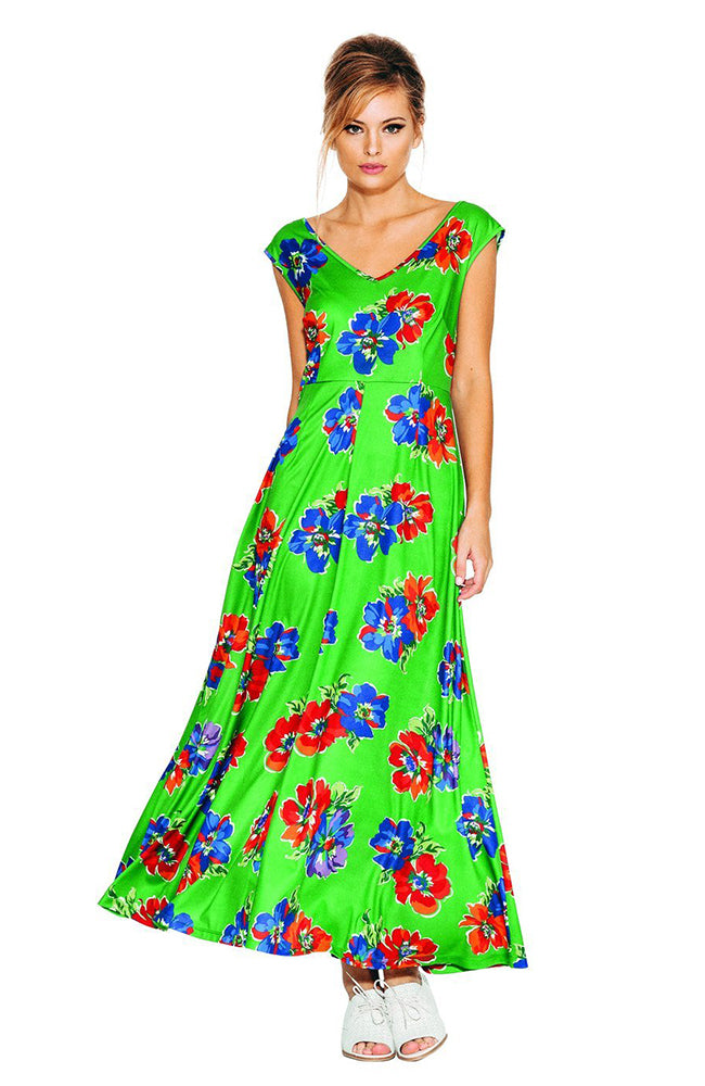 Boom Shankar Molly Long Dress