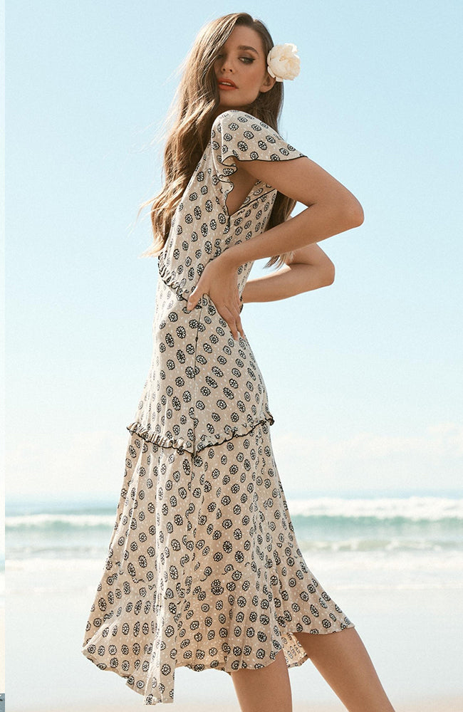 Honeysuckle Beach Finch Dress