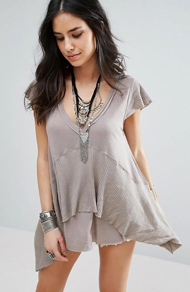 Free People Mary Anne Tee