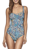 Jets Spellbound DD-E Banded One Piece