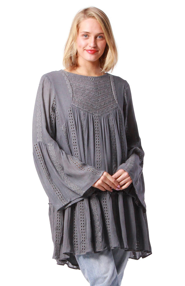 Honeysuckle Beach Mandalay Tunic