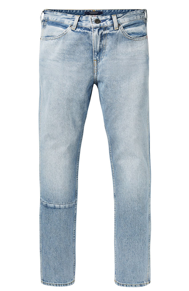 Scotch & Soda Bandit- Moon After Blauw Jeans