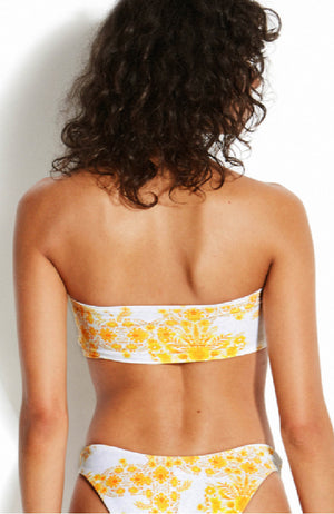 Seafolly Sunflower Tube Top