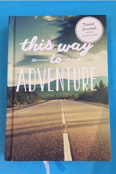 Travel Journal: This Way To Adventure