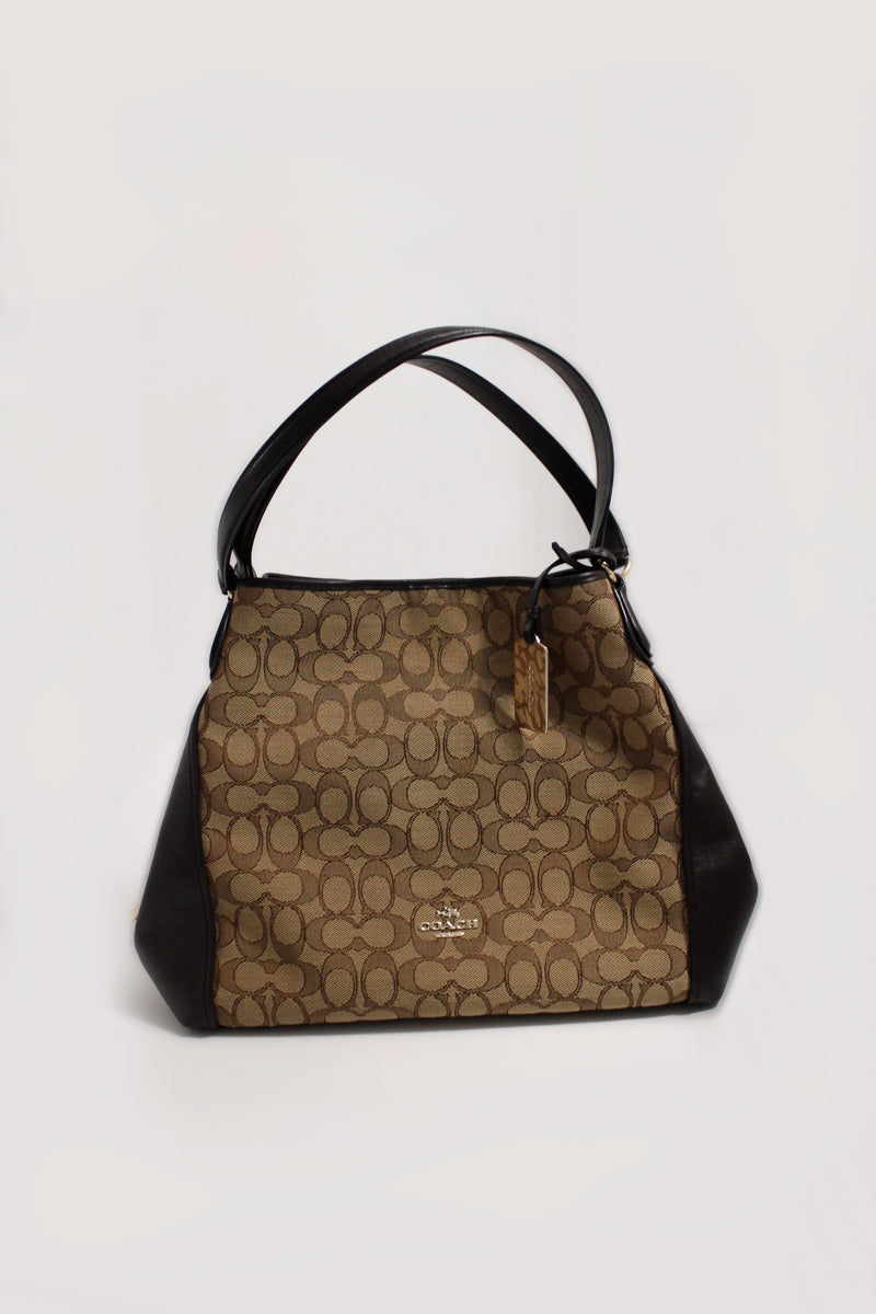 Coach Eddie Shoulder Bag