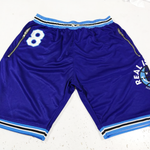 """OG Blue Kobe"" Real is Rare Mesh Shorts"