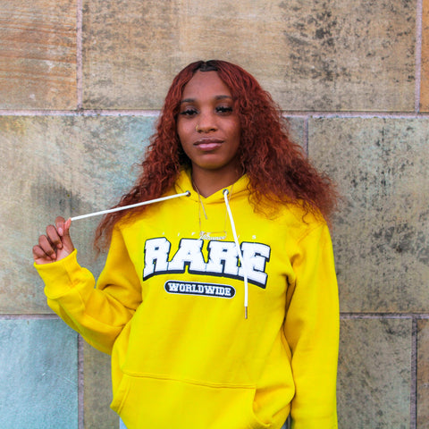 """Dande Lion"" Life is Rare Worldwide Hoodie"