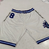 """OG White Kobe"" Real is Rare Mesh Shorts"