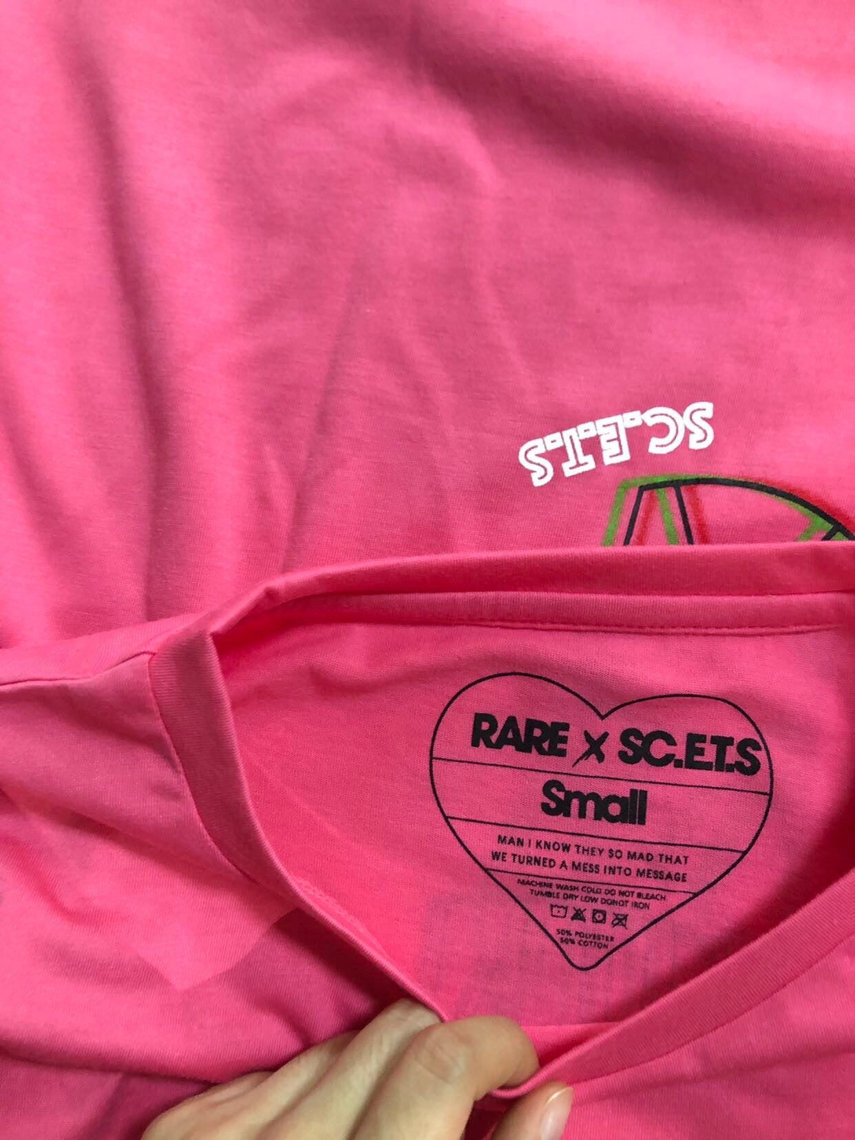 """Flamingo"" Rare X SCETS Long Sleeve"