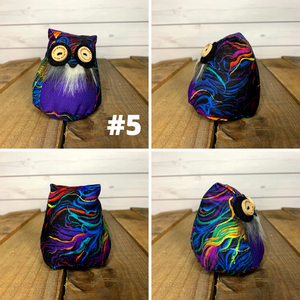 Handmade Owls - Multiple Options Available