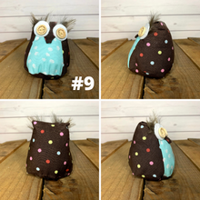 Load image into Gallery viewer, Handmade Owls - Multiple Options Available