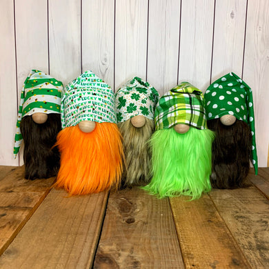 Gnomies  St Patricks Day Interchangeable Hats