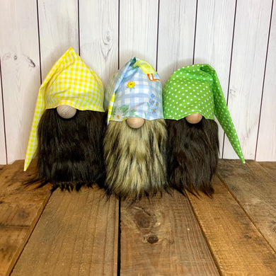 Gnomies Easter/Spring Interchangeable Hats