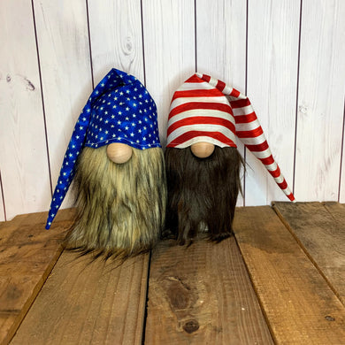 Gnomies Independence Day Interchangeable Hats