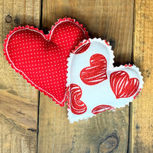 Load image into Gallery viewer, Handmade Valentines Day Hearts